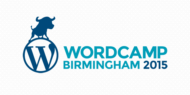 My first WordCamp in Birmingham