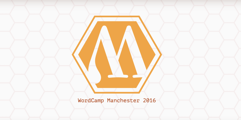 WordCamp Manchester 2016