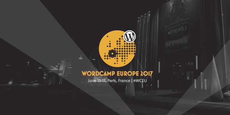 WordCamp Europe 2017